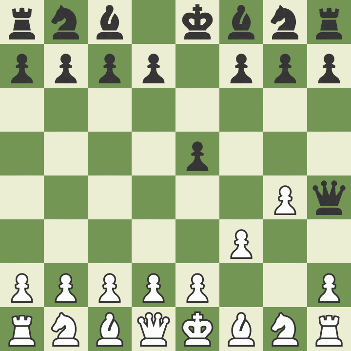 This example extracts the checkmate position as a PNG image of an animated GIF of a chess game.